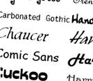 Универсальные шрифты для интернета.
