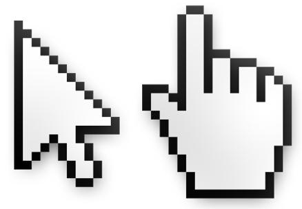 Курсор мышки (PSD) и бесплатная WordPress тема Scoop
