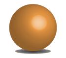 Как нарисовать 3D шар в Illustrator