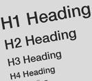 Типографика: принципы комбинирования шрифтов