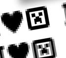Идеальные пиксели при повороте, вставке и смещении в Photoshop