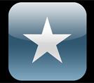 PSD шаблоны иконок для iPhone и iPad