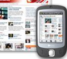 Веб-дизайн для мобильных телефонов