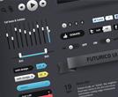Набор пользовательского интерфейса Futurico