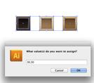 Illustrator: скрипт для массового изменения размера объектов