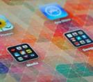 Абстрактные обои для iPad от Саймона Си