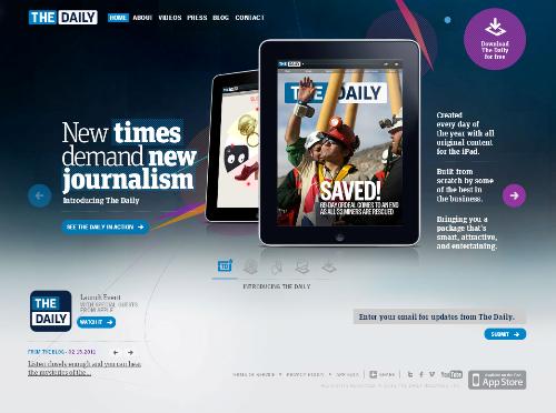 Лучший веб-дизайн #43
