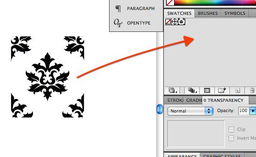 Как добавить свой узор в фотошоп cs6
