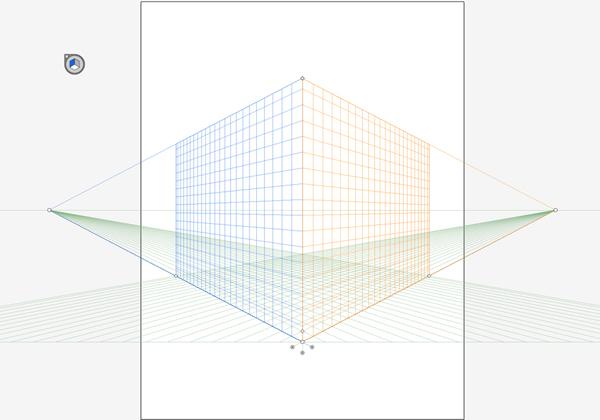 Как сделать сетка в иллюстраторе
