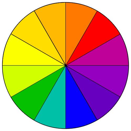 собственных цветовых схем.